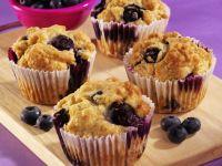 Easy Berry Cakes recipe
