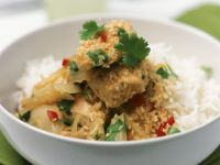 Easy Chicken Curry with Coconut recipe