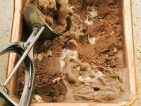 Chocolate Nougat Ice Cream recipe