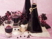 Elderberry Liqueur recipe
