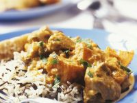Easy Lamb Curry recipe