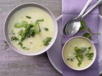 Easy Potato-Cheese Soup recipe