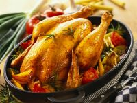 Easy Sheet Pan Baked Chicken recipe