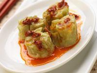Edamame Dumplings recipe