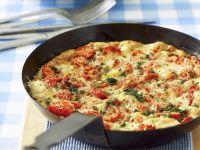 Egg and Cheddar Skillet recipe