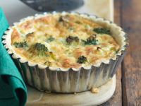 Egg and Vegetable Tartlets recipe