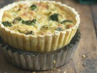 Egg and Veggie Pastry Tart recipe