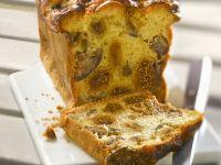 Egg-free Figgy Pudding Loaf recipe