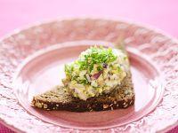 Egg Salad on Whole Wheat Bread recipe