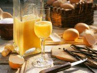 Eggnog recipe