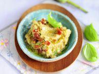 Eggplant and Basil Spread recipe