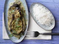Eggplant and Coconut Curry recipe