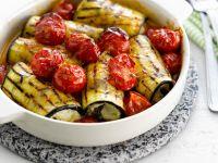 Eggplant and Tofu Rolls recipe