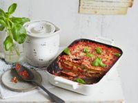 Eggplant and Tomato Bake recipe