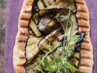 Eggplant Flatbread recipe