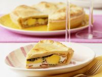 Eggs and Bacon Pie recipe