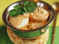 Eggs in Moghlai Sauce recipe
