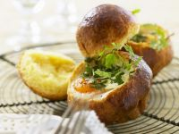 Eggy Bread Rolls recipe