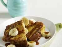Eggy Bread with Bananas recipe