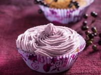 Elderberry Cream Cupcakes recipe
