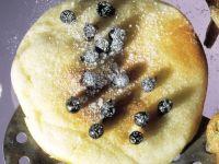 Elderberry Pancakes with Berries recipe