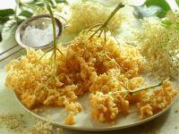 Elderflower Fritters (Fried Elderflower) recipe