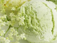 Elderflower Ice Cream recipe