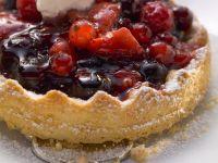 Elegant Berry Tart recipe