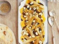 Endive Salad with Cheese and Orange Sauce recipe