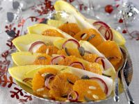 Endive Salad with Orange
