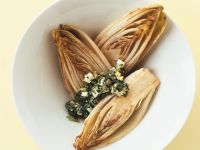 Endives with Salsa Verde recipe