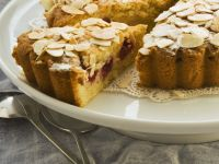 English Berry and Almond Tart recipe