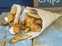English Fish Supper recipe