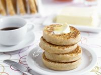 English Griddle Cakes recipe