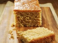 English Spiced Cake Loaf recipe