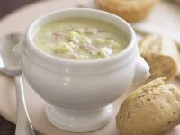 English-Style Cheese Soup recipe