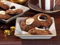 Espresso-Almond Cookies