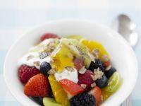 Exotic Breakfast Bowl recipe