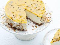 Exotic Fruit Cream Cheese Gateau recipe