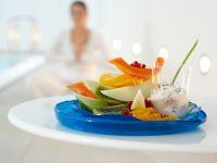 Exotic Fruit Plate recipe