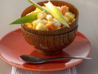 Exotic Fruit Salad recipe