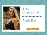 IGTV Expert Chat: Healthy Living Without Dieting with Annie Kay