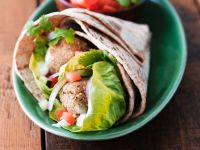 Falafel Tortilla recipe