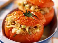 Fancy Stuffed Tomatoes recipe