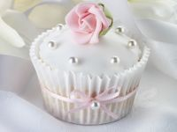 Fancy Sugar Rose Cupcakes recipe