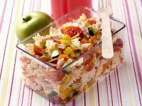 Farfalle and Cherry Tomato Salad recipe