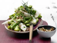 Two-Bean and Pear Salad recipe