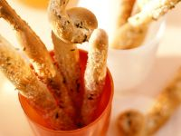 Fennel and Caraway Breadsticks recipe