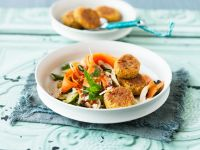 Falafel with Salad recipe
