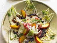Fennel and Nectarine Salad recipe